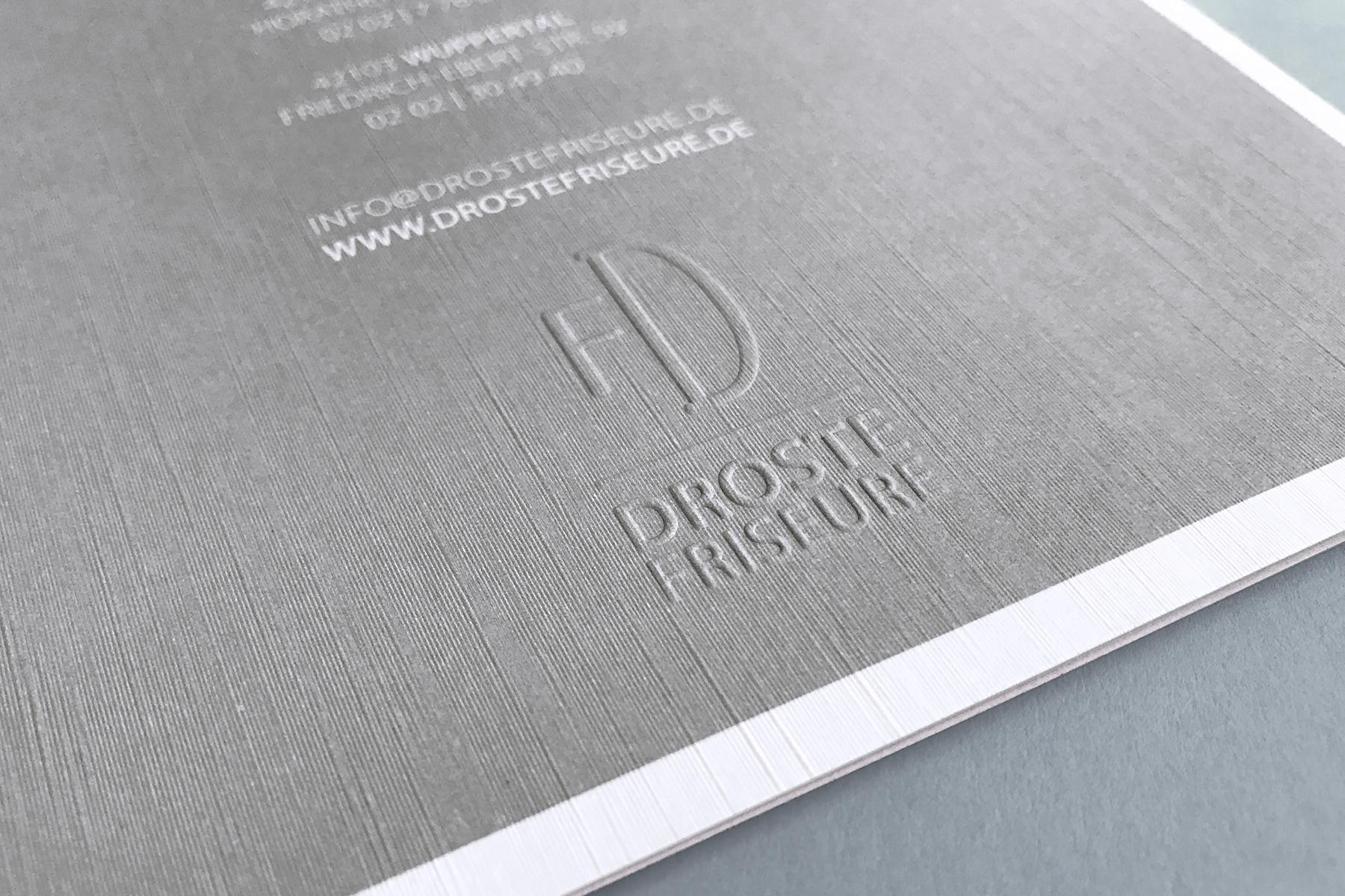 Droste Friseure / Branding