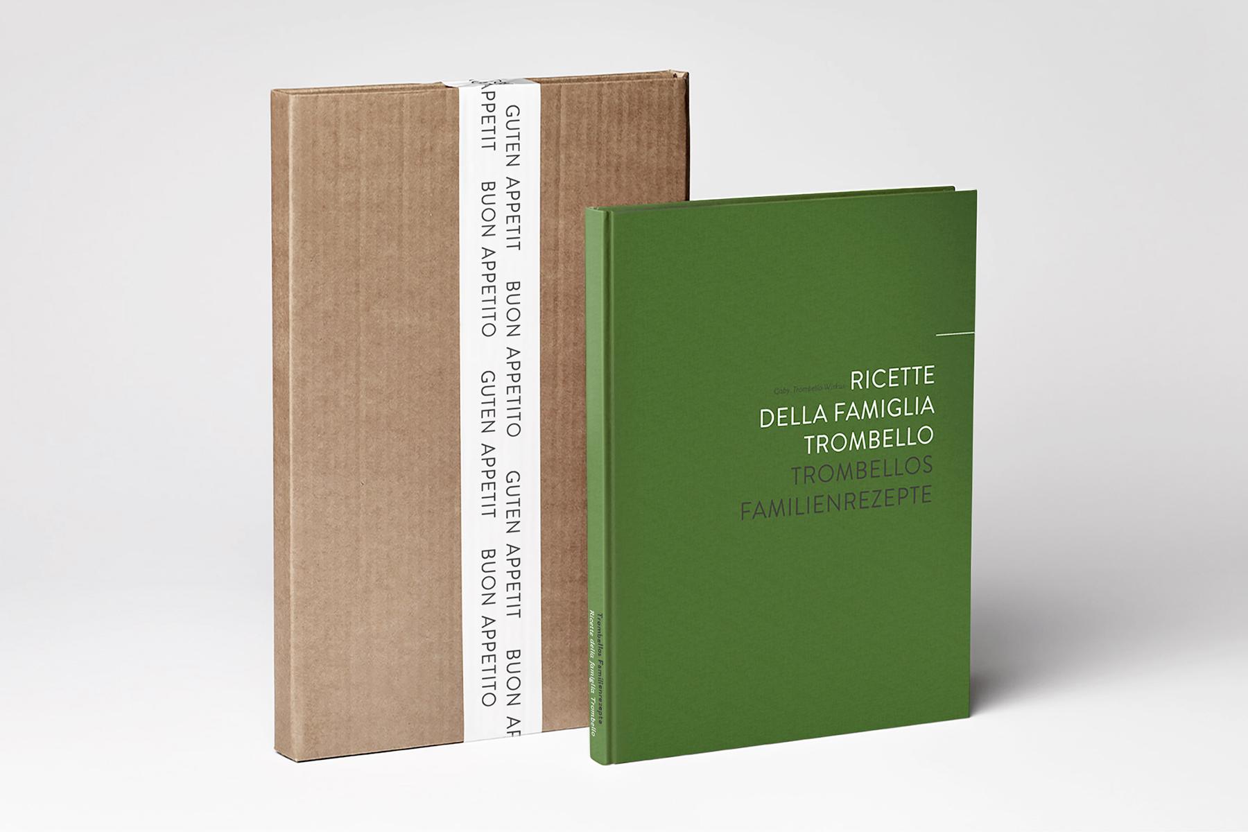 Ricette di famiglia / Book Design